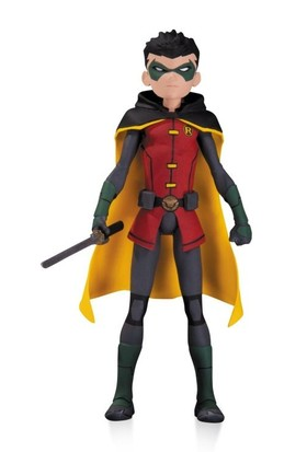 DC Collectibles DC Universe Animated Movies: Son of Batman: Robin Action Figure