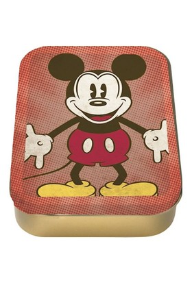 Half Moon Bay Disney Mickey Koleksiyoner Metal Kutu