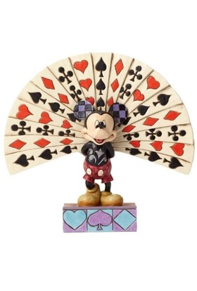 Enesco Disney Traditions All Decked Out (Mickey Mouse)