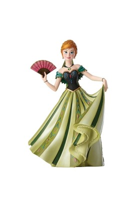 Enesco Disney Traditions Anna Figurine