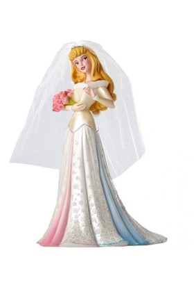 Enesco Disney Traditions Aurora Wedding Figurine