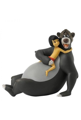 Enesco Disney Traditions Bare Necesseties (Mowgli & Baloo)