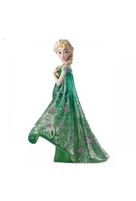 Enesco Disney Traditions Frozen Fever Elsa Figurine