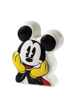 Enesco Disney Traditions Mickey Mouse Seramik Büst Kumbara