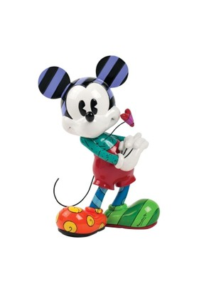 Enesco Disney Traditions Mickey With Heart Figurine
