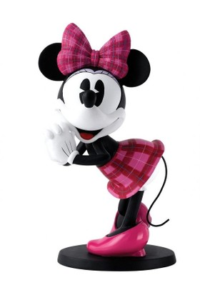 Enesco Disney Traditions Scottish Minnie Mouse Statement Figurine