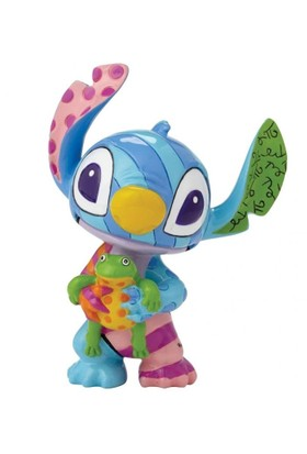 Enesco Disney Traditions Stitch Mini Figurine