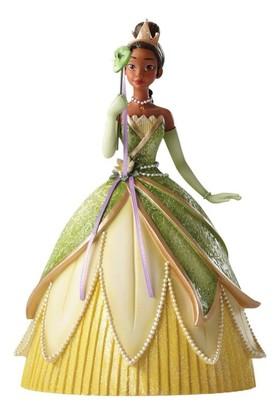 Enesco Disney Traditions Tiana Masquerade Figurine
