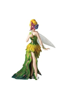 Enesco Disney Traditions Tinker Bell Masquerade Figurine