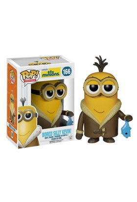 Funko Minions Bored Silly Kevin POP