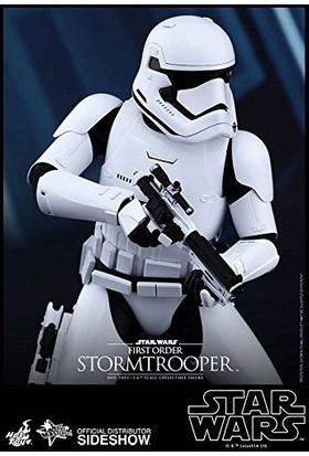 Hot Toys Hot Toys Star Wars First Order Stormtrooper 12 Inch Action Figure