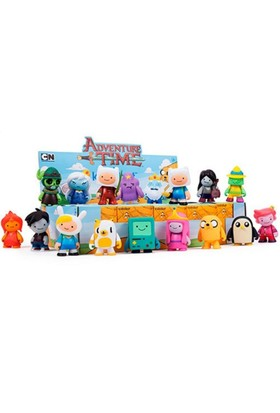 "Kidrobot Adventure Time 3"" Mini Series"