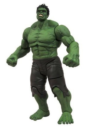 Diamond Select Toys Marvel Select Avengers Movie Hulk Action Figure