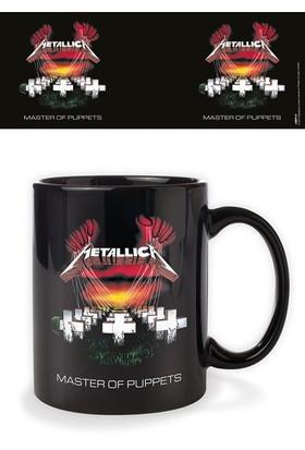 Pyramid International Metallica Master Of Puppets Kupa Bardak