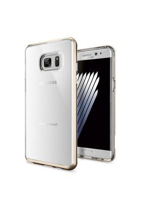 Spigen Samsung Galaxy Note 7 / FE (Fan Edition) Kılıf Neo Hybrid Crystal Champagne Gold