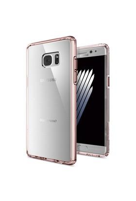 Spigen Samsung Galaxy Note 7 / FE (Fan Edition) Kılıf Ultra Hybrid Rose Crystal