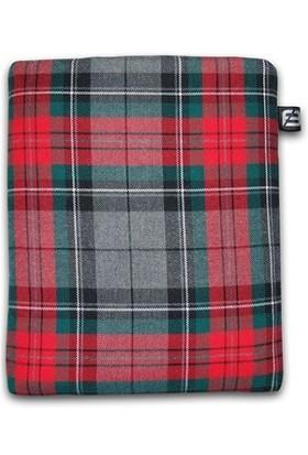 Fabric Effect Manchester Pub Kumaş iPad Kılıfı