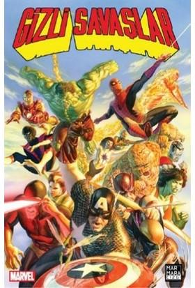 Marvel Comics Marvel Gizli Savaşlar 1 Türkçe Çizgi Roman - Jim Shooter