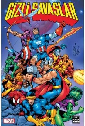 Marvel Comics Marvel Gizli Savaşlar 2 Türkçe Çizgi Roman - Jim Shooter