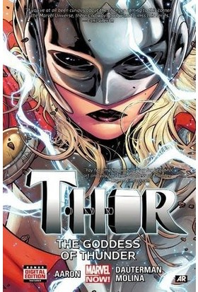 Marvel Comics Thor Vol. 1: The Goddess of Thunder İngilizce Çizgi Roman