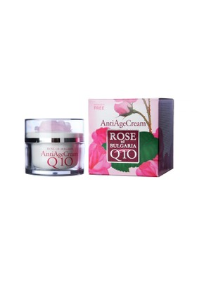 Rose of Bulgaria Anti Age Cream with Q10