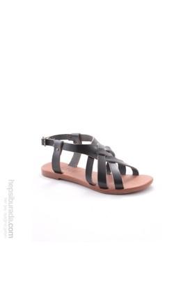 Gio&Mi Siyah Sandalet Hs-24