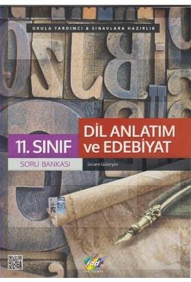 Fdd Yayınları 11. Sınıf Dil Anlatım Ve Edebiyat Soru Bankası - Selami Güleryüz