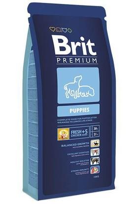 Brit Premium Puppies Taze Tavuk Etli Yavru Köpek Maması 15 Kg