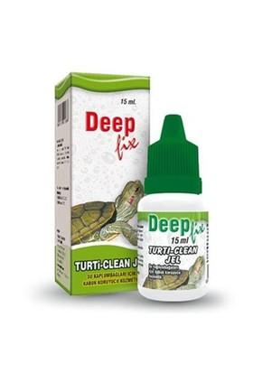 Deep Fix Turti Clean Jel Kaplumbağa Kabuk Temizleyici 15 Ml