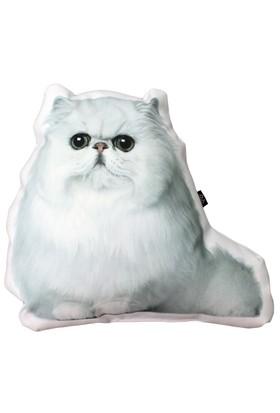 Gibi Design Misty Kedi Yastık