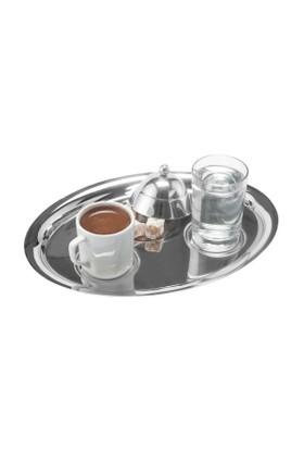 Narin Oval Türk Kahvesi Seti