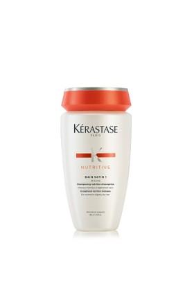 Kerastase Nutritive irisome Bain Satin 1-Kurumaya Meyilli Saçlar İçin Nemlendirici Şampuan 250ml