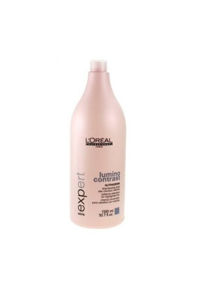 Loreal Lumino Contrast Röfleli Saçlara Özel Şampuan 1500ml