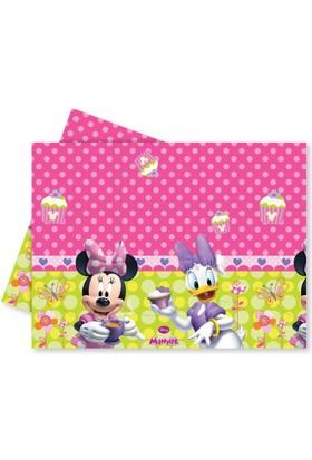 Minnie Mouse Masa Örtüsü 120 X 180 cm