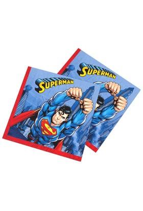 Superman Peçete 16'lı
