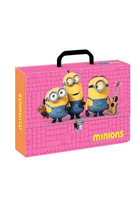 Minions Saplı Çanta