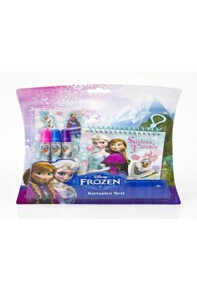 Frozen Elsa Boya Kalemleri - Frozen Defter