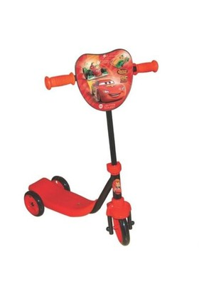 Disney Cars Scooter - 3 Tekerlekli