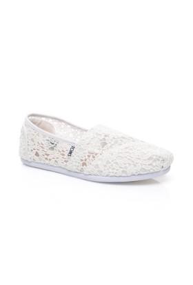 Toms Lace Leaves Wm Alpr Esp 10008033.White Ayakkabı