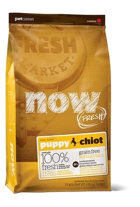 Petcurean Now Fresh Tahılsız Somonlu Ördekli Yaşlı Köpek Maması 2,7kg