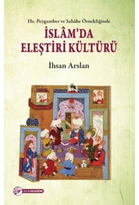 İslam'Da Eleştiri Kültürü