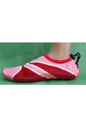 Sport Deniz Ayakkabısı ( Pembe - Kırmızı )