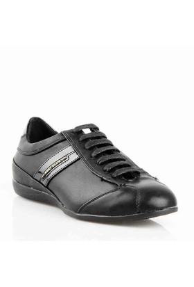 Best Club Bayan Günlük Ayakkabı 42103 Siyah