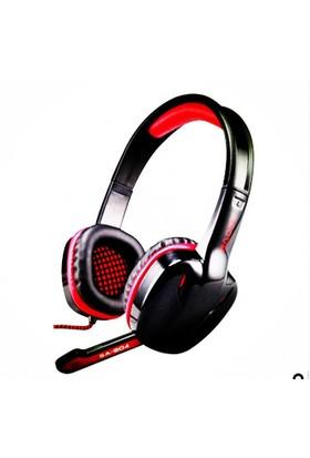 Sades Sa904 Surround Ses Oyuncu Kulaklığı+1600 DPI Oyuncu Mouse