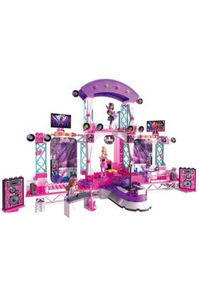 Mega Bloks Barbie Rock Star Sahnesi Oyun Seti