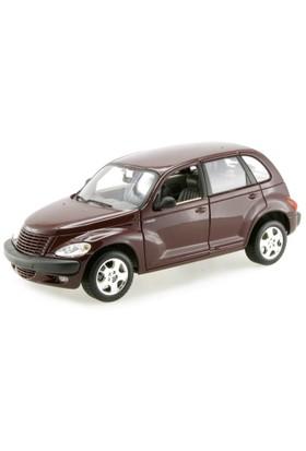 Maisto Chrysler Pt Cruıser 1:18 Model Araba S/E Mor