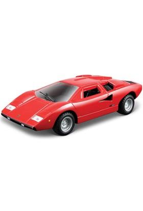 Maisto Lamborghini Countach LP400 Çek Bırak Oyuncak Araba