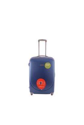 Laguna 2022-0 Mavi Küçük Valiz Bavul