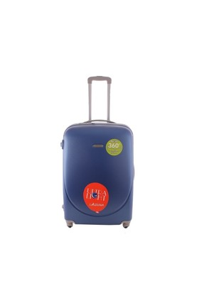 Laguna 2022-1 Mavi Orta Boy Valiz Bavul