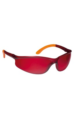 Viola Valente Cross 602 Koruyucu Gözlük Kırmızı Lens